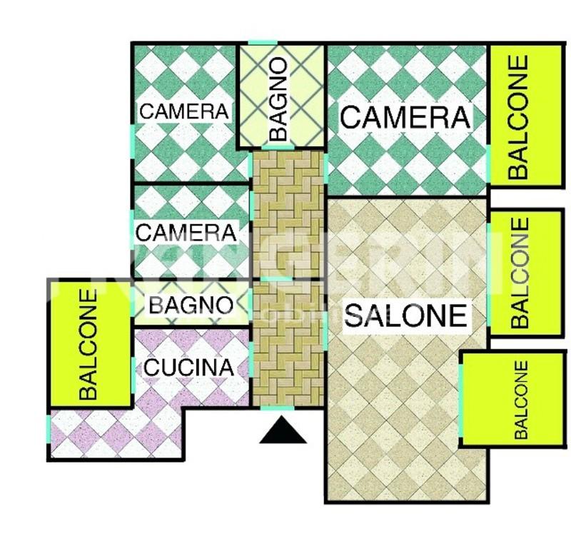 Appartamento, 135 Mq, Vendita - Livorno (Livorno)